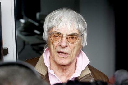 Ecclestone afirma que no puede cancelar el GP de Baréin
