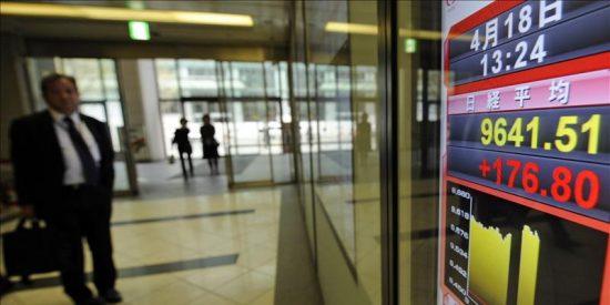 El Nikkei sube 0,32 por ciento en la apertura
