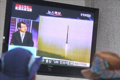 China y Corea del Norte escenifican su buena relación tras el lanzamiento de un cohete