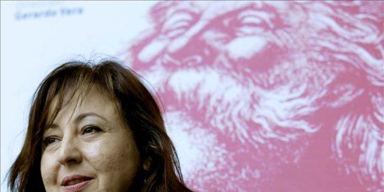 Carmen Machi, ganadora de la VI edición de los Premios Valle Inclán de Teatro