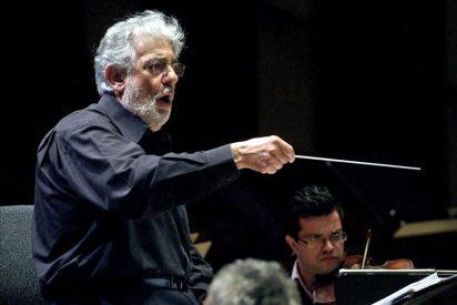 Plácido Domingo se reivindica como director con la épica de El Cid