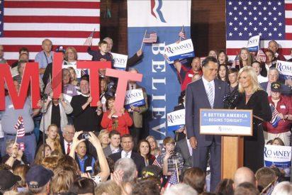 Romney gana cinco primarias y lanza su campaña oficial contra Obama