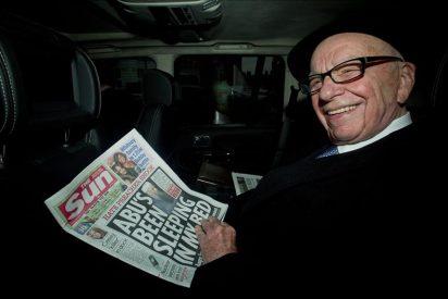 """Rupert Murdoch promete disipar los """"mitos"""" sobre su actuación con la prensa"""