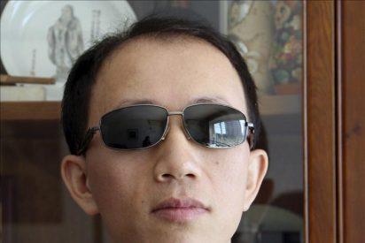 """Chen está """"a salvo"""" en Pekín, tras escapar del arresto, y lanza un llamamiento al Gobierno en vídeo"""