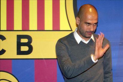 """Guardiola dice adiós al Barcelona porque se ha desgastado y necesita """"rellenarse"""""""