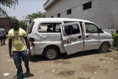 Tres explosiones sacuden un centro cristiano de una universidad en Nigeria