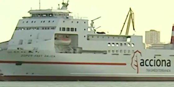 Un buque sostenible que reduce un 50% el consumo