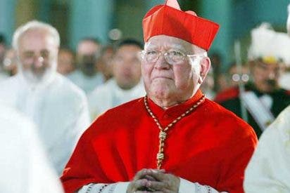 Muere el cardenal Luis Aponte Martínez