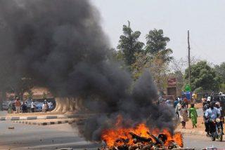 Sangriento atentado en una iglesia de Nigeria durante la mañana de Pascua