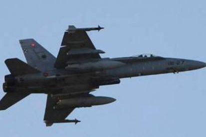 Fallecen dos militares al estrellarse su avión cerca de Alcalá de Henares