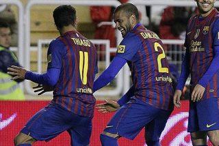"""Sandoval: """"¿Por qué Alves y Thiago no bailaron cuando marcó Torres?"""""""