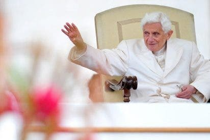 Ratzinger, un octogenario en buena forma