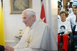 """El Papa, sorprendido de que la mujer de Fidel Castro fuese """"una persona devota y creyente"""""""