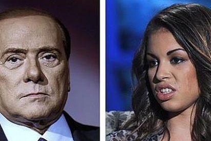 """""""Berlusconi está loco por mi, pero su problema es que soy menor"""""""