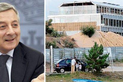 La Guardia Civil se harta de custodiar la casa de Pepe Blanco