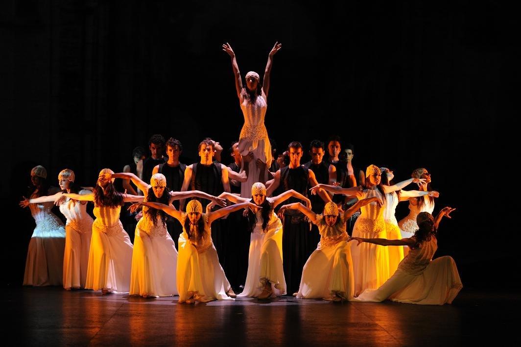 Aprobado raspado para el Ballet Nacional