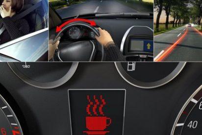 Un detector de fatiga detecta el cansancio al volante