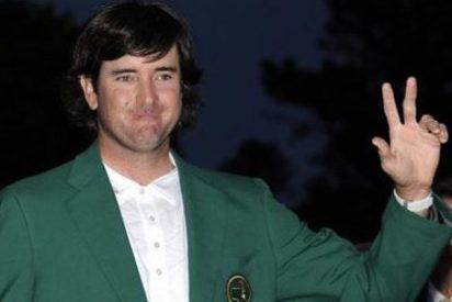Masters de Augusta: Bubba Watson se pone la chaqueta más preciada