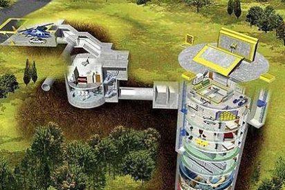 Un silo nuclear de lujo para esperar el apocalipsis