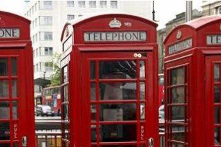 Se ponen a la venta las tradicionales cabinas rojas de Reino Unido