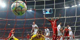 Al Real Madrid de Mourinho le toca ahora remontar en el Bernabeú