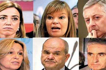 Los ex ministros de Zapatero no cobran todavía el 'despido'