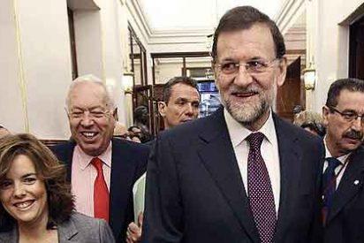 """Y Mariano Rajoy habló por fin y dijo: """"Tenemos las ideas claras"""""""
