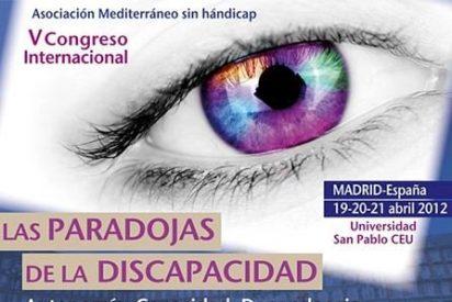 """V Congreso internacional """"Paradojas de la discapacidad"""""""