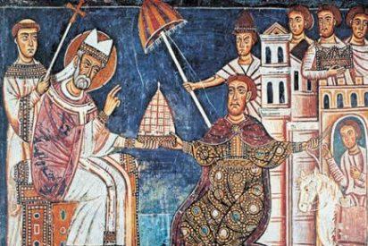 El Vaticano recurre a Constantino para renovar el papel de la religión