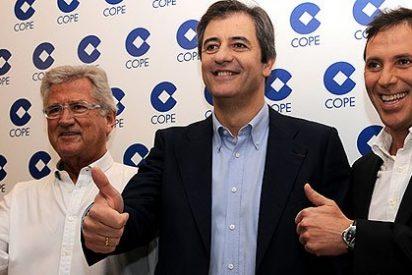 EGM: Paco González aumenta su poder gracias a que la audiencia de 'Tiempo de Juego' permite a COPE superar a RNE en la lucha por la tercera plaza si se computan los siete días de la semana