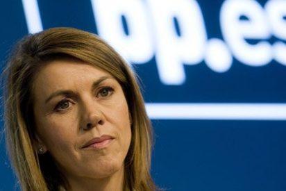 María Dolores de Cospedal niega que quiera suceder a Mariano Rajoy