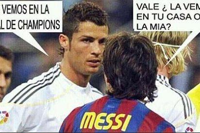 La 'caida' del Real Madrid y el Barça enciende a los internautas