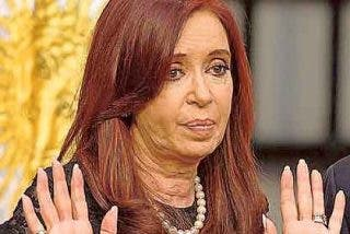 Cristina Kirchner ordena montar un 'paripé' para apoderarse de YPF