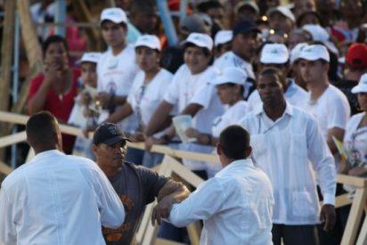 """Liberado el disidente que gritó """"¡Libertad!"""" en la misa del Papa en Cuba"""