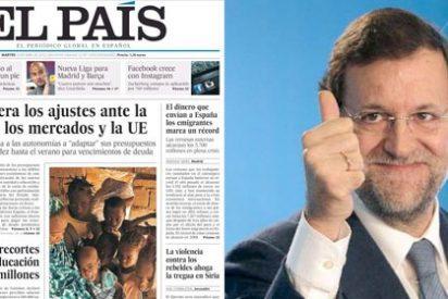 La SER y El País reclaman un pacto de verdad entre el Gobierno y el PSOE... los mismos que hace unos años pedían la exclusión del PP
