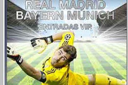 Real Madrid-Bayern: ofrecen entradas a 1.000 euros en la reventa