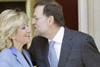 Esperanza Aguirre y Marichalar, enemigos públicos del régimen