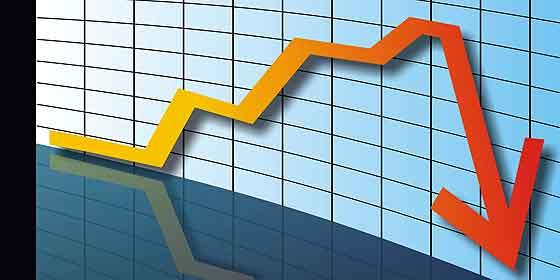 El Ibex 35 cae a su nivel más bajo desde marzo de 2009