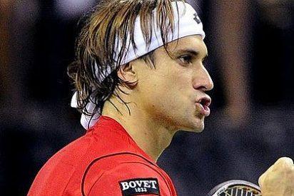 Ferrer sitúa de nuevo a España en las semifinales de la Copa Davis