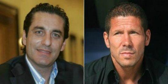 """Abellán: """"La polémica Futre-Simeone es buena, porque el club anda perdido y no lo reconoce ni la madre que lo parió"""""""