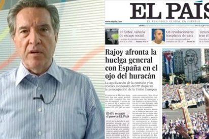 Gabilondo atiza a Rajoy por no conceder más entrevistas en los medios