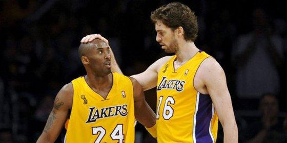NBA: La combinación Gasol-Bryant vuelve a funcionar contra los Nets