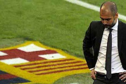 """Guardiola da por acabada la Liga: """"Felicito al Madrid por el título"""""""