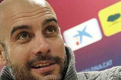 Pep Guardiola sólo dejaría el Barça por la selección inglesa