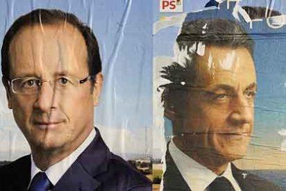 Dos nuevos sondeos auguran la victoria de Hollande sobre Sarkozy