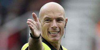 El polémico calvo Howard Webb dirigirá el Bayern-Madrid