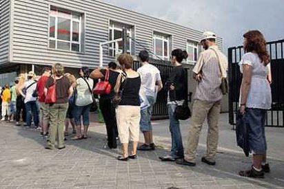 Madrid, única comunidad donde disminuye el paro en un trimestre en el que España vuelve a índices de desempleo de 1994