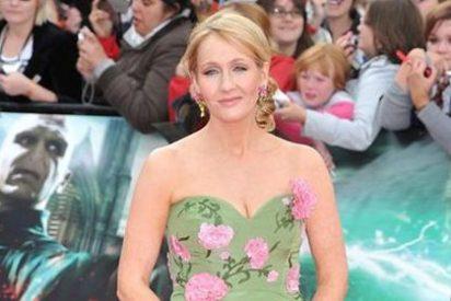 J.K. Rowling cambia la magia de Harry Potter por el humor negro