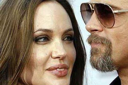 Angelina Jolie confiesa a Brad Pitt cómo y con quién le ha puesto cuernos