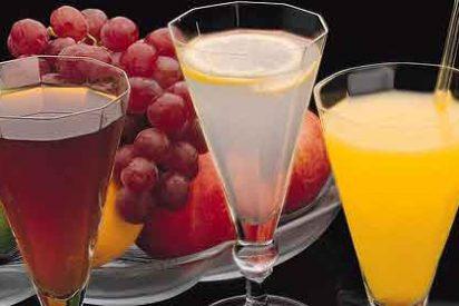 Zumos de frutas: Cuidado con el azúcar de las bebidas 'sanas'